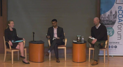 Panel:  Role of Electronic in Patient-Focused Drug Development