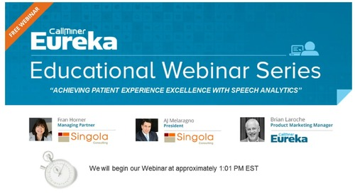 Achieving Patient Experience Excellence with Speech Analytics
