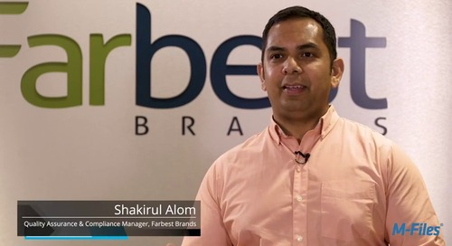 Customer Case Study Video: Farbest