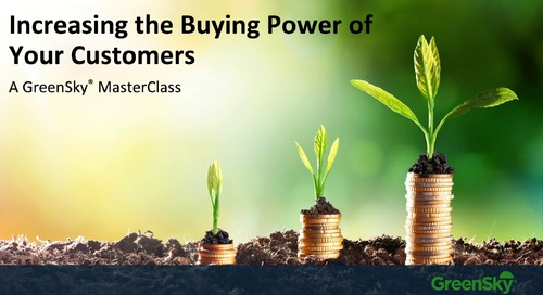 Masterclass Webinar: Increasing the Buying Power of Your Customers