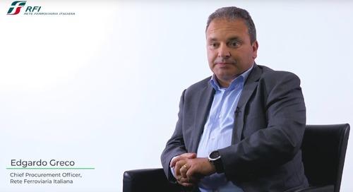 Achats publics responsables : Rete Ferroviaria Italiana témoigne