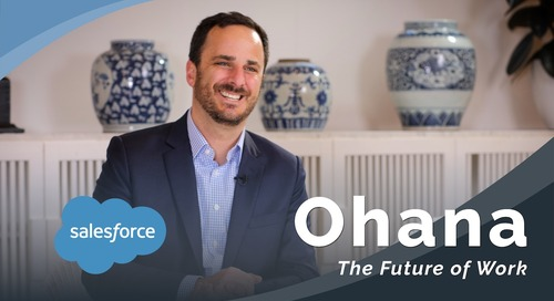 The Future of Work: Ohana