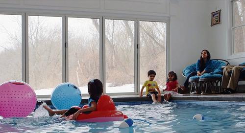 New Hartford Pool House