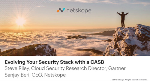 Evolving Your Security Stack With a CASB
