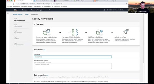 Webinar - Make Data Insights Flow with Snowflake and Amazon AppFlow