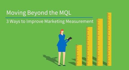 Moving Beyond the MQL