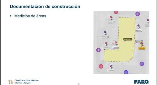 Comparta datos de escaneo al instante a través del ciclo del proyecto