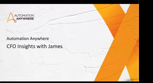 CFO Insights with James Budge