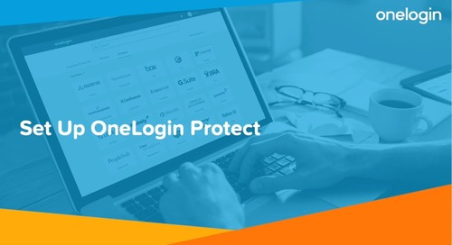 OneLogin Protect Setup