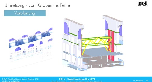 Stuttgart 21 Hauptbahnhof - Umbau Bonatzbau