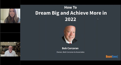 How to Dream Big and Achieve More in 2022