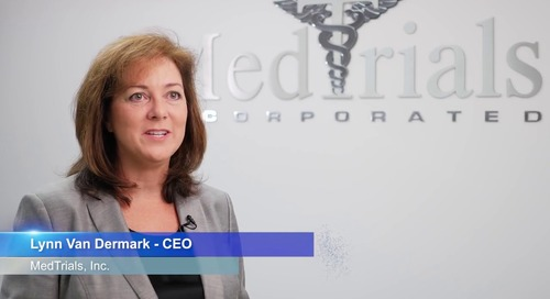 Customer Case Study Video: MedTrials