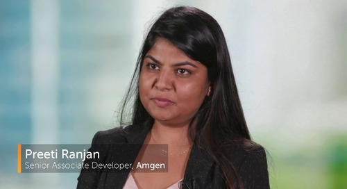 Amgen Challenges RPA to Make it Shine | Automation Anywhere Testimonial