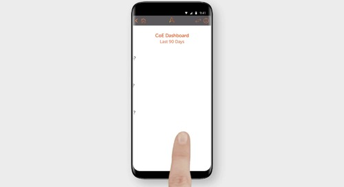 Automation Anywhere Mobile App Overview_ja-JP