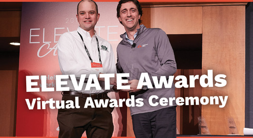 ELEVATE Awards | Virtual Ceremony on October 28th
