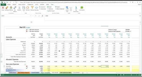 2017-01-11 13.58 Better Enterprise Budgeting with Microsoft Excel® EDITED