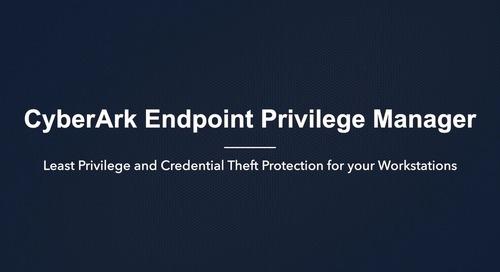 CyberArk EPM Whiteboard Video
