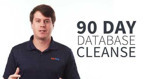 *ProTip: 90 Day Database Cleanse - Jan 2019 - Is doc still relevant?