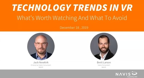 Technology Trends In VR: What's Worth Watching And What To Avoid