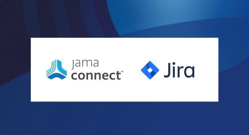 Jama Connect™ + Jira