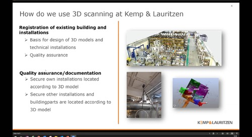 How Denmark's largest technological installation business utilizes reality capture [webinar]