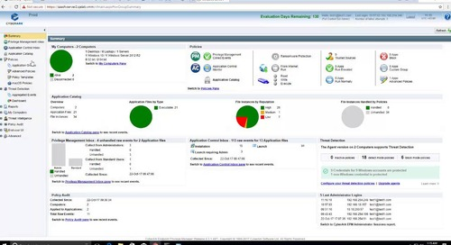 Endpoint Privilege Manager Feature Showcase