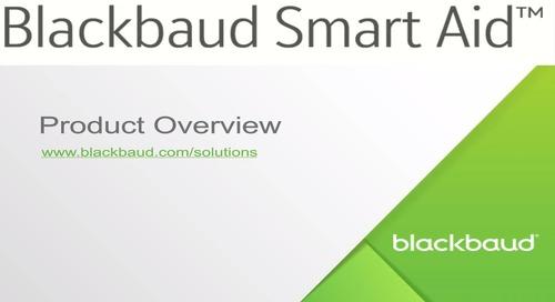 Smart Aid Demo