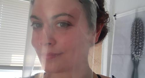 Luthier Rachel Rosenkrantz's Quarantine Daily Routine Keeps Her Strumming Along