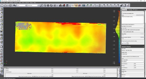 Floor flatness analysis [BuildIT Construction how-to series]
