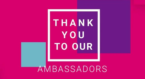 Farewell Ambassadors - Social Media