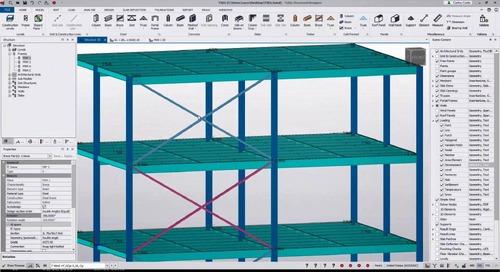 Tekla Structural Designer - Solução para Análise e Dimensionamento da era BIM