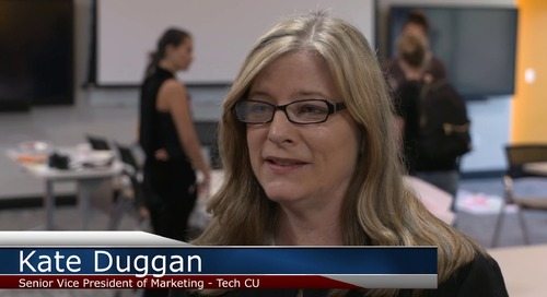 Kate Duggan- Senior Vice President of Marketing- Tech CU