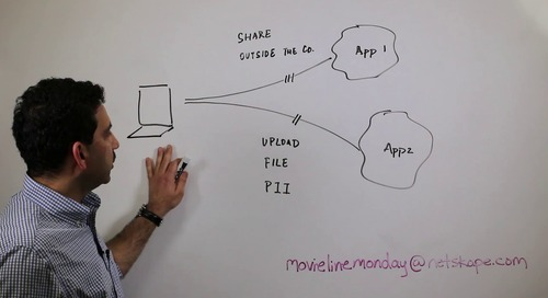 Movie Line Monday — Coaching Secure Usage of Cloud Apps