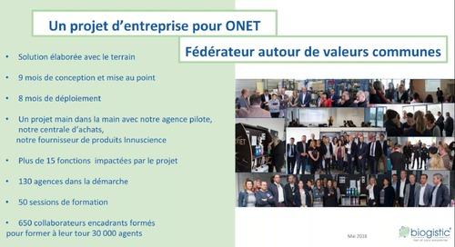 Webinaire : ONET témoignage: Comment intégrer concrètement la RSE