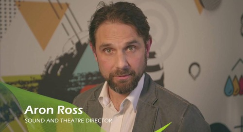 Aron Ross: Sound and Theatre Director