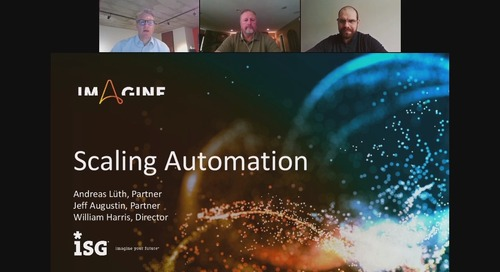 Scaling Automation