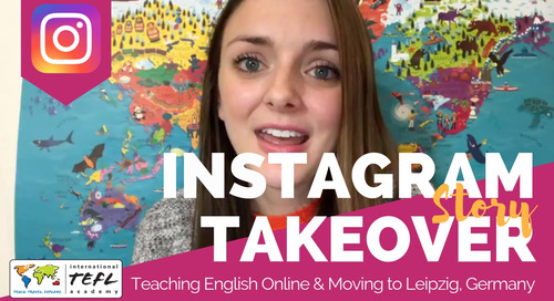 Day in the Life Teaching English Online & Moving to Leipzig, Germany with Holli Edwards