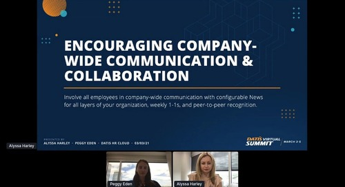 Encouraging Company-Wide Communication and Collaboration