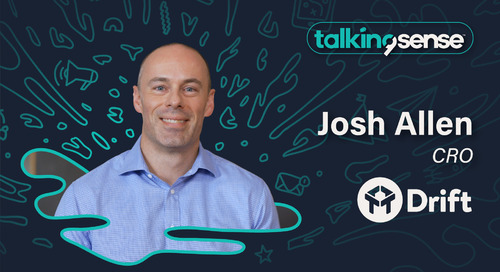 Conversational Marketing with Josh Allen, CRO of Drift