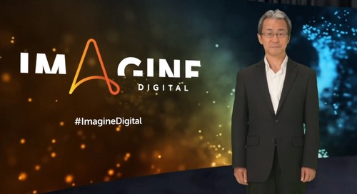 IDJ - Imagine Digital Day-1 ご挨拶