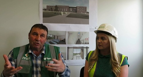 BAM Wins In Construction with Reverse Mentoring
