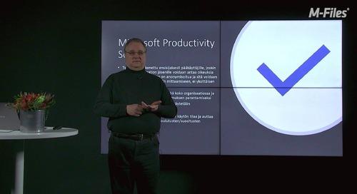 Microsoft: Azure, Teams ja tuottavuuteen vaikuttavat trendit
