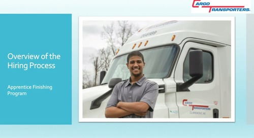 Engage, Recruit, and Retain a Multi-Generational, Highly Diverse Driver Workforce