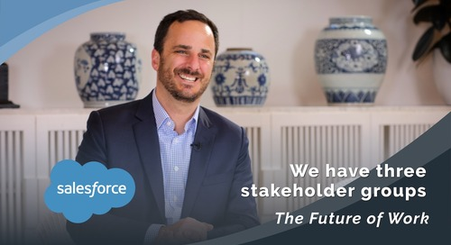 Salesforce: Stakeholder Groups