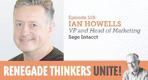 Ian Howells on the Renegade Thinkers Unite