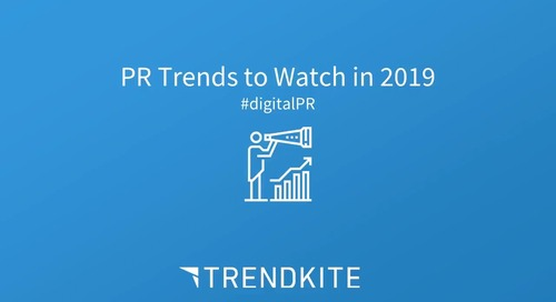 PR Trends to Watch in 2019