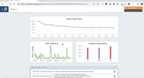 App Metrics Dashboard