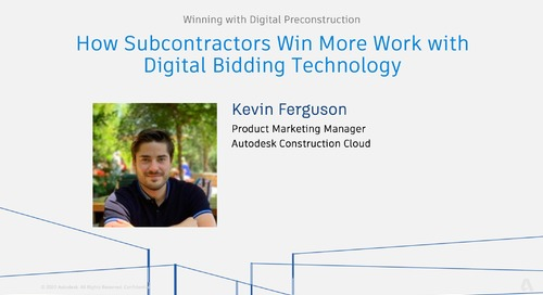 How subcontractors win more work with digital bidding technology