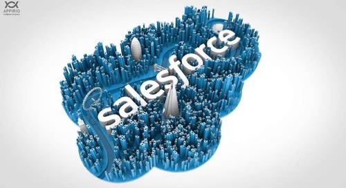 Salesforce + Appirio = Successful Outcomes