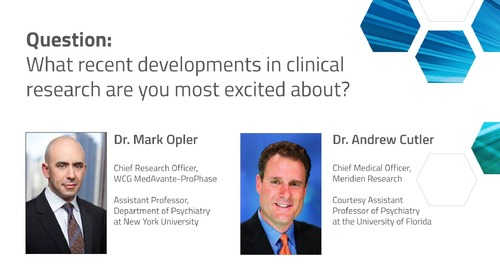 Interview with Dr. Andrew Cutler